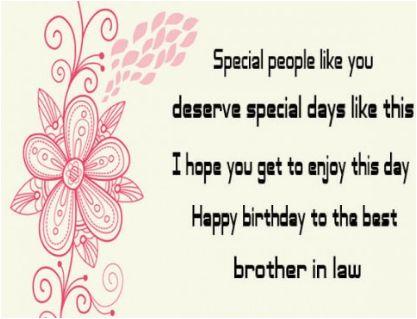 Happy Birthday Brother Happy Birthday Brother In Law