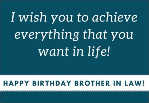 Happy Birthday Brother Happy Birthday Brother In Law Quoteshappy