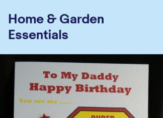Happy Birthday Brother Personalised Handmade Superhero Card Daddy